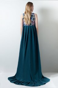 MAXI RUFFLE DRESS Alternative