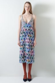 PRINTED SLIP DRESS Alternative