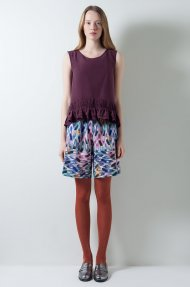 PRINTED BERMUDA SHORTS Alternative