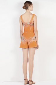 TANGERINE PLAYSUIT Alternative