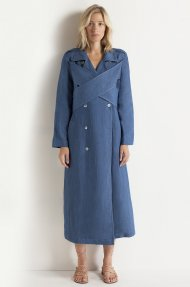 DENIM TRENCH Alternative